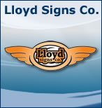Lloyd Signs, Signs in Winston-Salem, North Carolina
